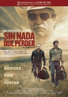 Hell or High Water - Colombian Movie Poster (xs thumbnail)