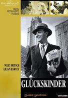 Glückskinder - German Movie Cover (xs thumbnail)