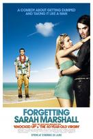Forgetting Sarah Marshall - South African Movie Poster (xs thumbnail)