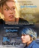 La vie d'Adèle - For your consideration poster (xs thumbnail)