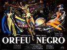 Orfeu Negro - French Movie Poster (xs thumbnail)
