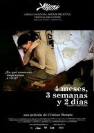 4 luni, 3 saptamini si 2 zile - Mexican Movie Poster (xs thumbnail)
