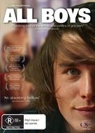 Poikien bisnes - Australian DVD cover (xs thumbnail)