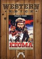 Keoma - Czech DVD movie cover (xs thumbnail)