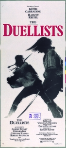 The Duellists - Australian Movie Poster (xs thumbnail)
