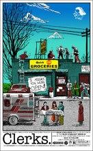 Clerks. - Movie Poster (xs thumbnail)