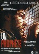 Un prophète - Dutch Movie Cover (xs thumbnail)