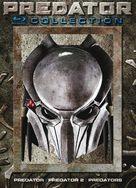 Predator 2 - Blu-Ray movie cover (xs thumbnail)