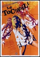 The Touchables - Italian Movie Poster (xs thumbnail)