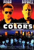 Colors - Spanish Movie Poster (xs thumbnail)