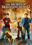The Three Investigators and the Secret of Skeleton Island - Movie Cover (xs thumbnail)