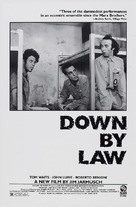 Down by Law - Movie Poster (xs thumbnail)