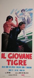 Xiao lao hu - Italian Movie Poster (xs thumbnail)