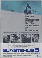 Slaughterhouse-Five - Danish Movie Poster (xs thumbnail)