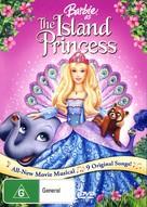 Barbie as the Island Princess - Australian Movie Cover (xs thumbnail)