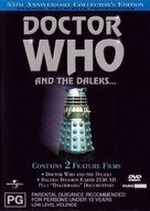 Daleks' Invasion Earth: 2150 A.D. - Australian DVD cover (xs thumbnail)