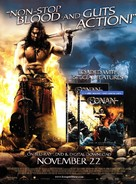 Conan the Barbarian - Video release movie poster (xs thumbnail)