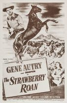 The Strawberry Roan - Re-release movie poster (xs thumbnail)