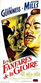 Tunes of Glory - French Movie Poster (xs thumbnail)