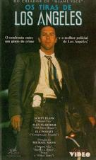 L.A. Takedown - Brazilian Movie Cover (xs thumbnail)
