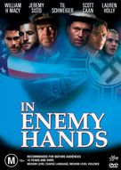 In Enemy Hands - Australian DVD cover (xs thumbnail)