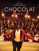 Chocolat - French Movie Poster (xs thumbnail)