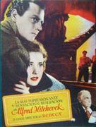 Foreign Correspondent - Spanish Movie Poster (xs thumbnail)