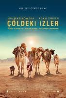 Tracks - Turkish Movie Poster (xs thumbnail)