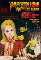 Lust for a Vampire - Finnish Movie Poster (xs thumbnail)