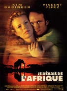 I Dreamed of Africa - French Movie Poster (xs thumbnail)