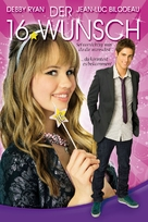 16 Wishes - German DVD cover (xs thumbnail)