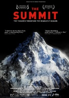 The Summit - Swedish Movie Poster (xs thumbnail)