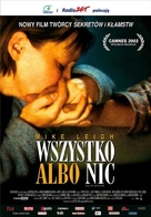 All or Nothing - Polish Movie Poster (xs thumbnail)