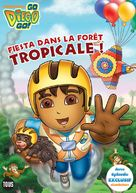 """""""Go, Diego! Go!"""" - French DVD movie cover (xs thumbnail)"""