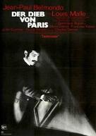 Voleur, Le - German Movie Poster (xs thumbnail)