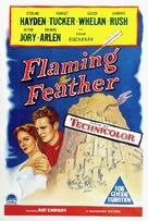 Flaming Feather - Australian Movie Poster (xs thumbnail)