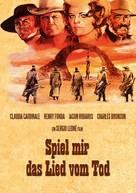 C'era una volta il West - German DVD movie cover (xs thumbnail)