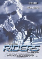 Riders - Spanish Movie Poster (xs thumbnail)