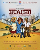 Huacho - Chilean Movie Poster (xs thumbnail)
