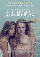 Blue My Mind - German Movie Poster (xs thumbnail)
