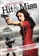"""""""Hit and Miss"""" - DVD movie cover (xs thumbnail)"""
