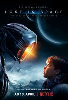"""""""Lost in Space"""" - German Movie Poster (xs thumbnail)"""
