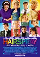 Hairspray - German Movie Poster (xs thumbnail)