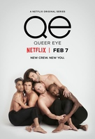 """""""Queer Eye"""" - Movie Poster (xs thumbnail)"""