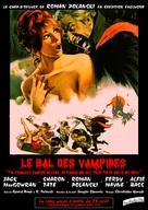 Dance of the Vampires - French Re-release poster (xs thumbnail)