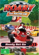 """Roary the Racing Car"" - Australian DVD movie cover (xs thumbnail)"