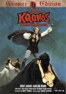 Captain Kronos - Vampire Hunter - German DVD cover (xs thumbnail)