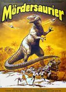Dinosaurus! - German Movie Poster (xs thumbnail)