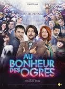 Au bonheur des ogres - French Movie Poster (xs thumbnail)