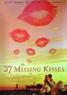 27 Missing Kisses - German Movie Poster (xs thumbnail)